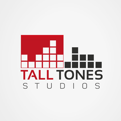 Tall Tones Studio Logo Design