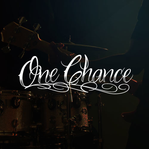 One Chance Clothing Branding