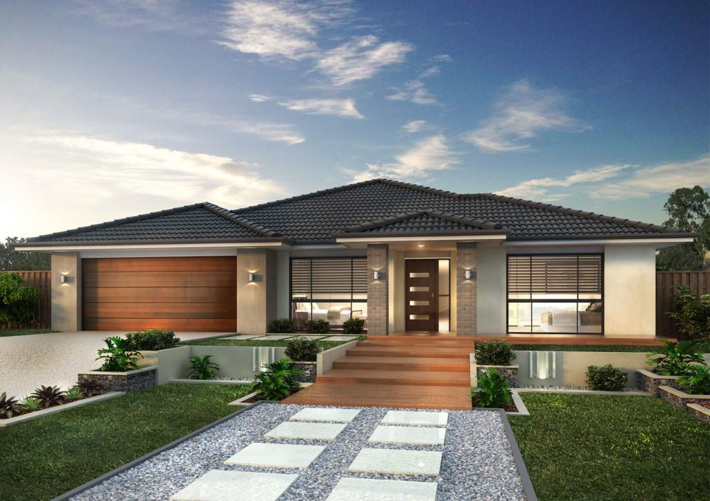 3D House Visualisation