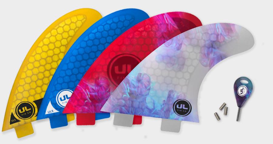 Ul Fin Co Product Design - Sean Dalton