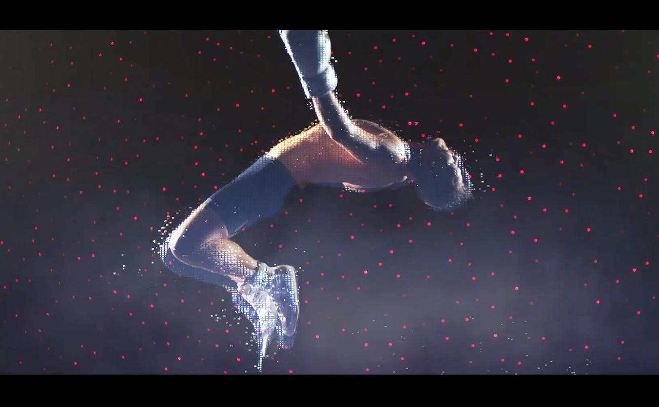 Believer Imagine Dragons Large Screen Special Effects Falling Sean Dalton Portfolio