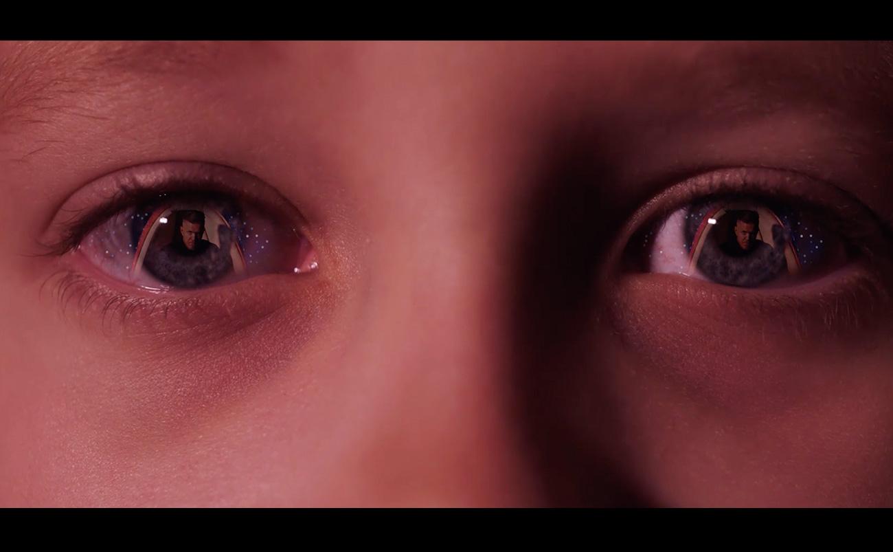 Believer Imagine Dragons Large Screen Special Effects Kid Sean Dalton Portfolio