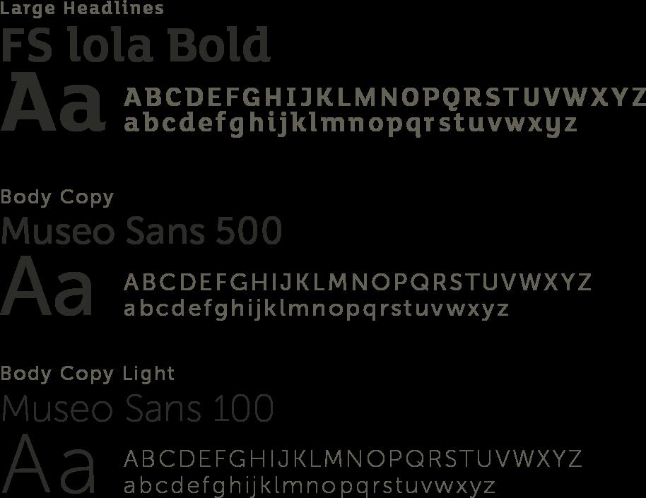 The Lodge Logo Typography by Sean Dalton