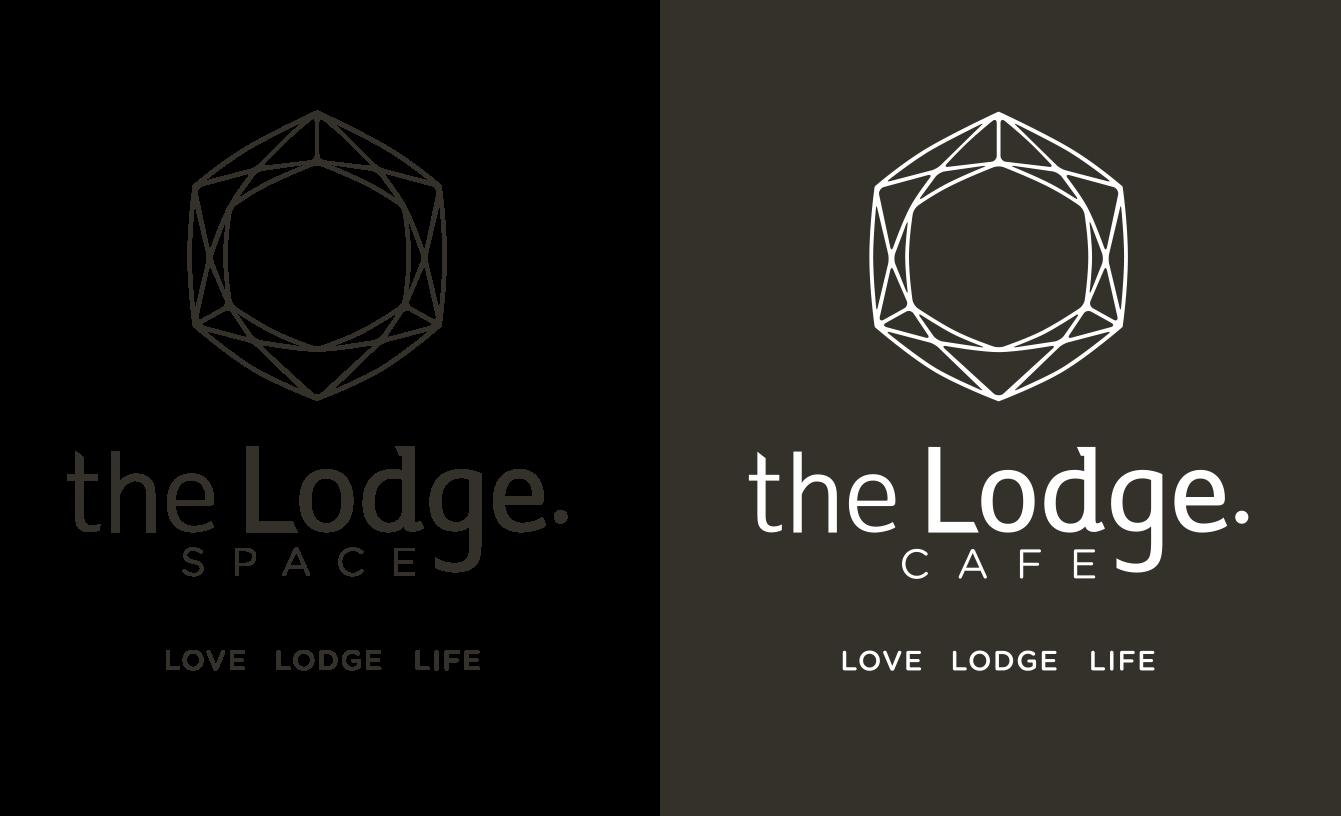 The Lodge Logo by Sean Dalton
