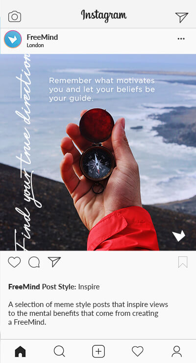 SD Freemind Instagram Styles - Inspire