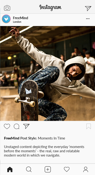 SD Freemind Instagram Styles - Moments In Time